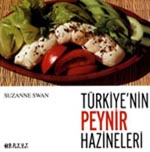 Image of Turkish front cover of Turkish Cheeses book